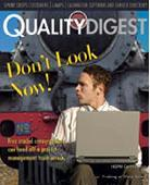 Quality Digest Magazine Customer Service Step