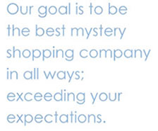 best Mystery shoppers