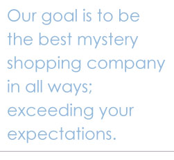 Best Mystery Shopping Secret Shoppers
